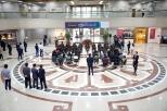 국회도서관에서 한글을 다시 만나다 특별전시회 개막식