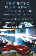 REINVENTING PUBLIC SERVICE COMMUNICATION - European broadcasters and beyond (공영방송의 재정립)