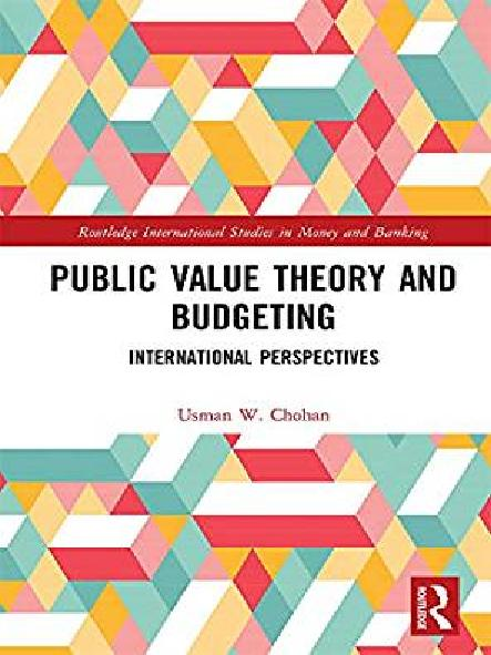 Public value theory and budgeting : international perspectives