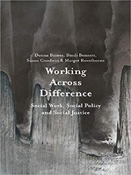Working across difference : social work, social policy and social justice