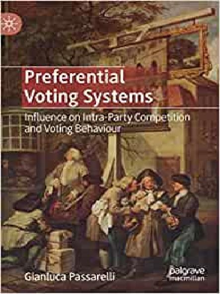 Preferential voting systems : influence on intra-party competition and voting behaviour