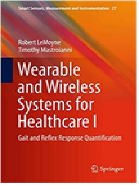 Wearable and wireless systems for healthcare. 1, Gait and reflex response quantification