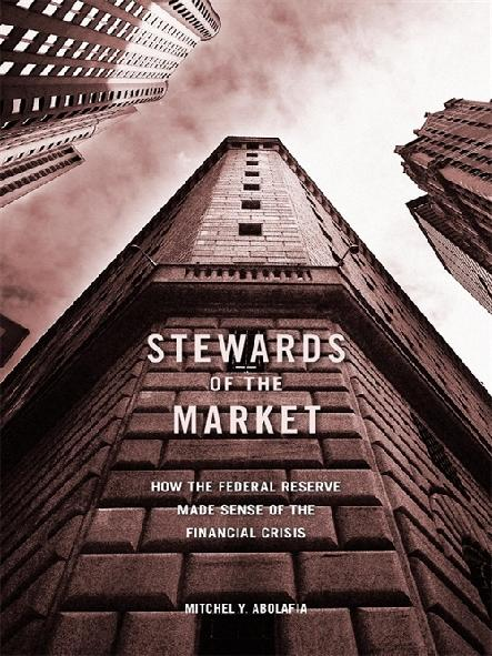 Stewards of the market : how the federal reserve made sense of the financial crisis
