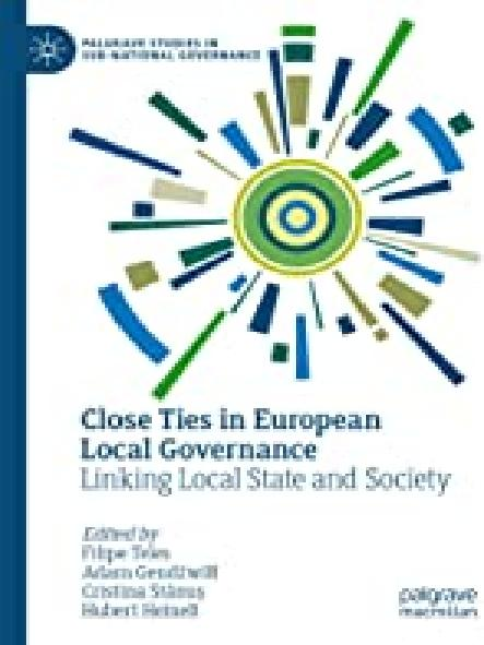 Close ties in European local governance : linking local state and society