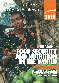 The state of food security and nutrition in the World. 2019