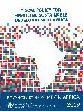 Economic report on Africa. 2019, Fiscal policy for financing sustainable development in Africa